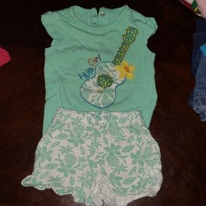 Two piece 18mo summer outfit